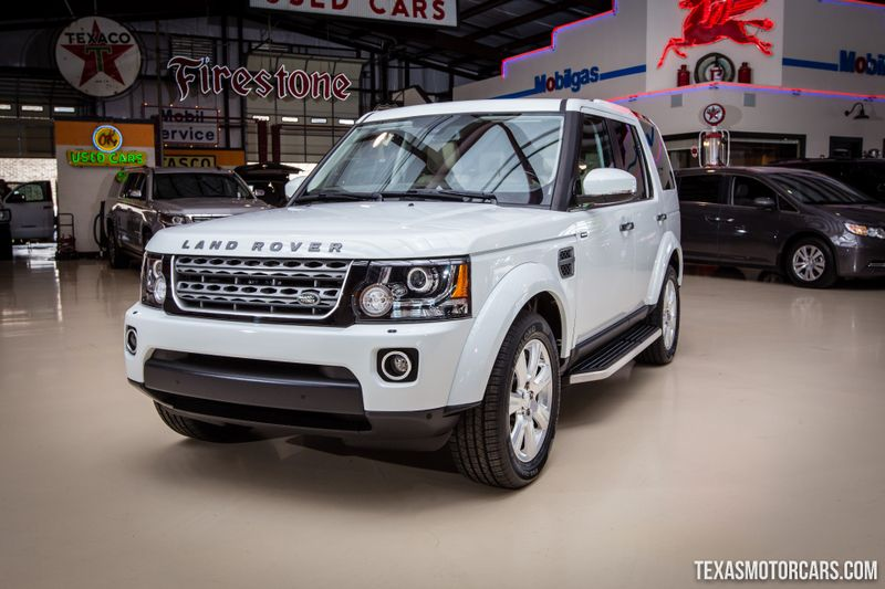 2015 Land Rover LR4 HSE 4X4  in Addison, Texas