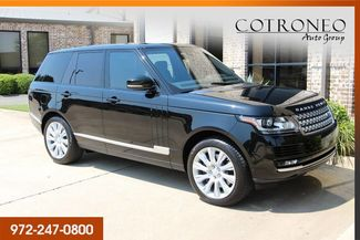 2015 Land Rover Range Rover Supercharged 4WD