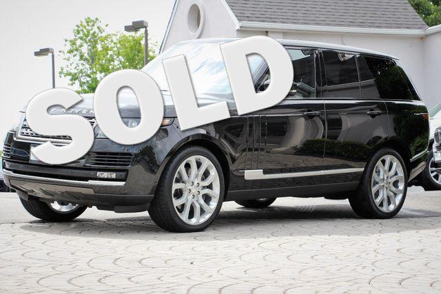 2015 Land Rover Range Rover V8 Supercharged in Alexandria VA