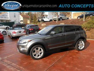 2015 Land Rover Range Rover Evoque Pure Plus Bridgeville, Pennsylvania 4