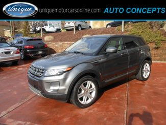 2015 Land Rover Range Rover Evoque Pure Plus Bridgeville, Pennsylvania 3