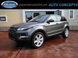 2015 Land Rover Range Rover Evoque Pure Plus Bridgeville, Pennsylvania 2