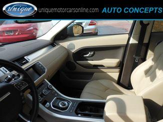 2015 Land Rover Range Rover Evoque Pure Plus Bridgeville, Pennsylvania 16