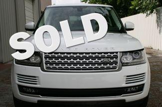 2015 Land Rover Range Rover HSE Houston, Texas