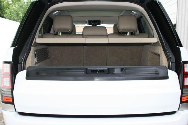 2015 Land Rover Range Rover HSE Houston, Texas 16
