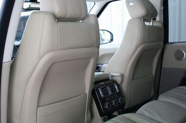 2015 Land Rover Range Rover HSE Houston, Texas 27