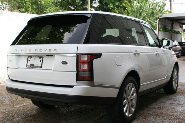 2015 Land Rover Range Rover HSE Houston, Texas 3