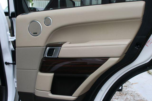 2015 Land Rover Range Rover HSE Houston, Texas 34