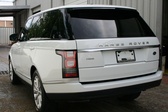 2015 Land Rover Range Rover HSE Houston, Texas 4
