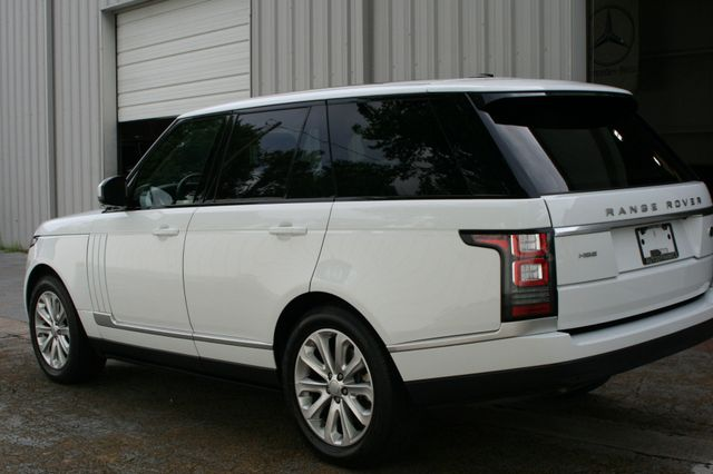 2015 Land Rover Range Rover HSE Houston, Texas 5