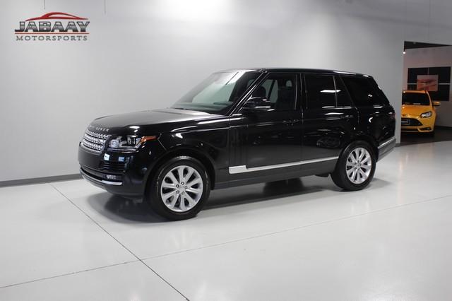 2015 Land Rover Range Rover HSE Merrillville, Indiana 37