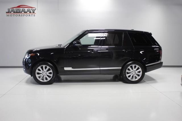 2015 Land Rover Range Rover HSE Merrillville, Indiana 39