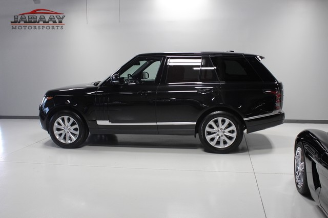 2015 Land Rover Range Rover HSE Merrillville, Indiana 40