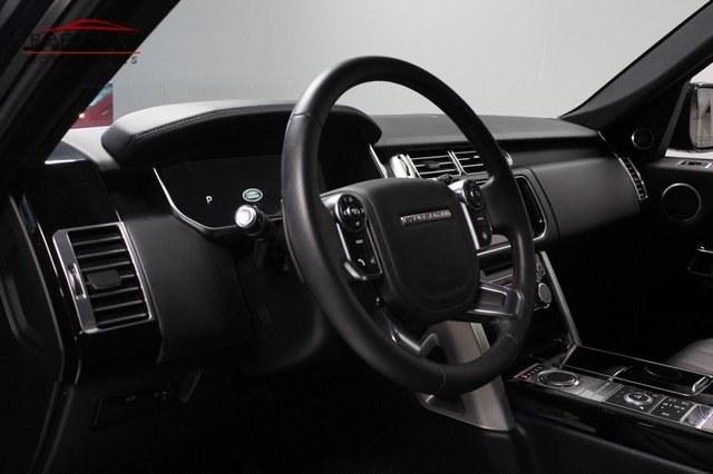 2015 Land Rover Range Rover HSE Merrillville, Indiana 9
