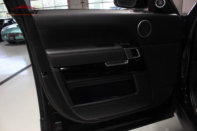2015 Land Rover Range Rover HSE Merrillville, Indiana 28