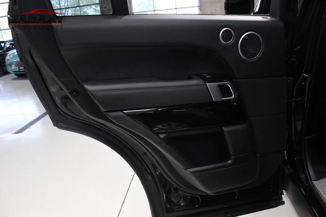 2015 Land Rover Range Rover HSE Merrillville, Indiana 30
