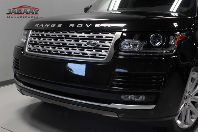 2015 Land Rover Range Rover HSE Merrillville, Indiana 33
