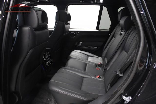 2015 Land Rover Range Rover HSE Merrillville, Indiana 12