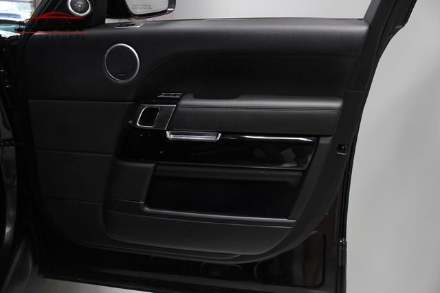 2015 Land Rover Range Rover HSE Merrillville, Indiana 29