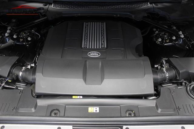 2015 Land Rover Range Rover HSE Merrillville, Indiana 8