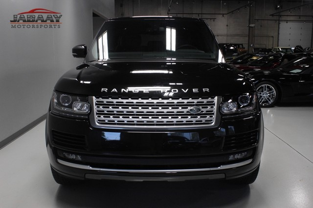 2015 Land Rover Range Rover HSE Merrillville, Indiana 7