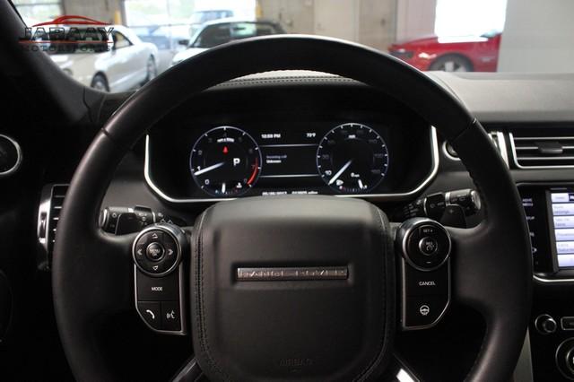 2015 Land Rover Range Rover HSE Merrillville, Indiana 18