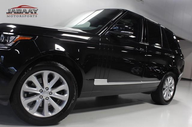 2015 Land Rover Range Rover HSE Merrillville, Indiana 34
