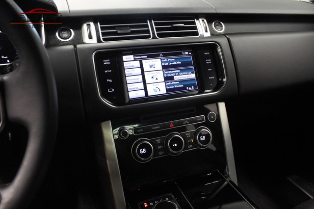 2015 Land Rover Range Rover HSE Merrillville, Indiana 20