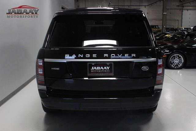 2015 Land Rover Range Rover HSE Merrillville, Indiana 3