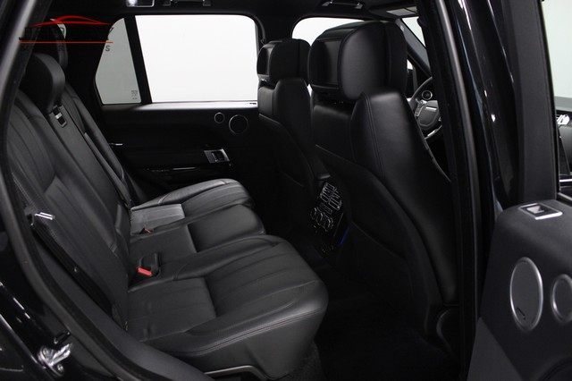 2015 Land Rover Range Rover HSE Merrillville, Indiana 14