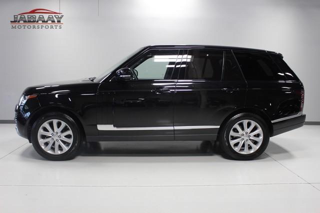 2015 Land Rover Range Rover HSE Merrillville, Indiana 1