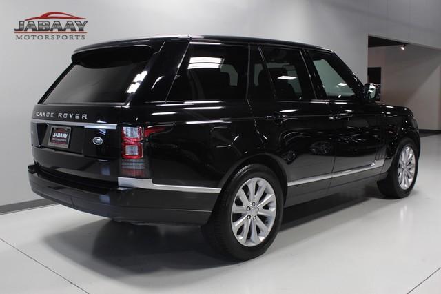 2015 Land Rover Range Rover HSE Merrillville, Indiana 4
