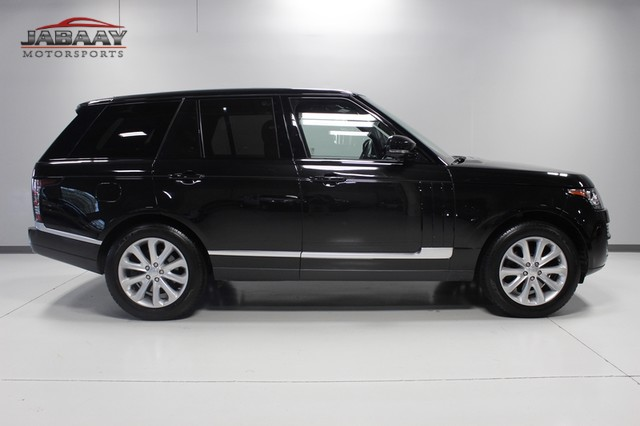 2015 Land Rover Range Rover HSE Merrillville, Indiana 5