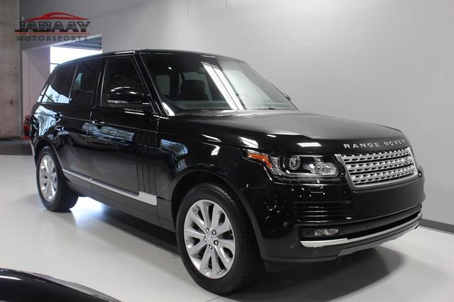 2015 Land Rover Range Rover HSE Merrillville, Indiana 6