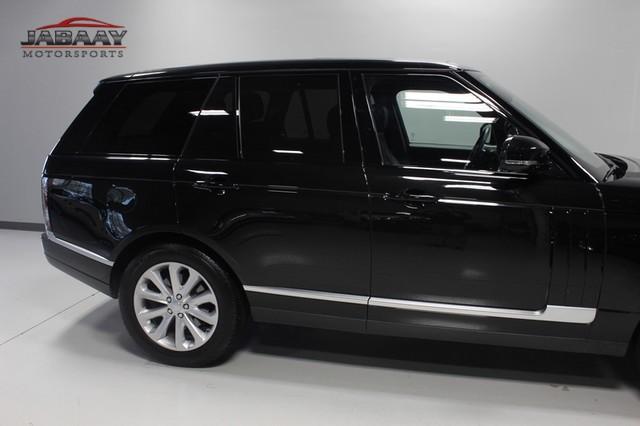 2015 Land Rover Range Rover HSE Merrillville, Indiana 41