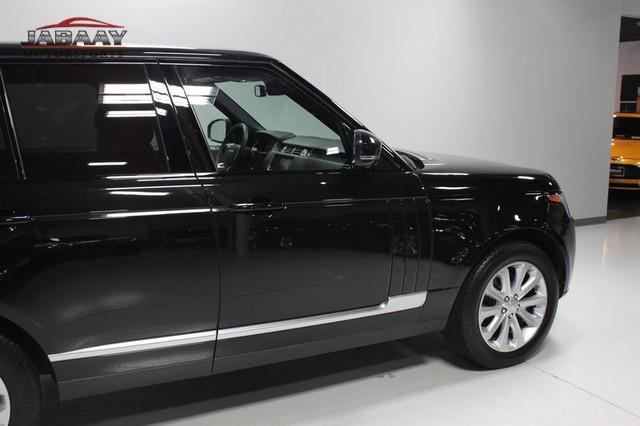 2015 Land Rover Range Rover HSE Merrillville, Indiana 42