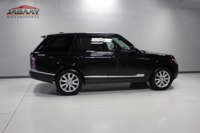 2015 Land Rover Range Rover HSE Merrillville, Indiana 44