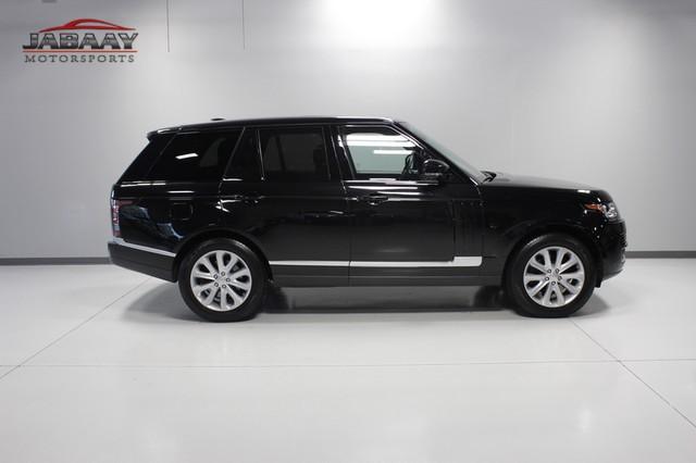 2015 Land Rover Range Rover HSE Merrillville, Indiana 45