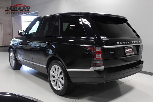 2015 Land Rover Range Rover HSE Merrillville, Indiana 2