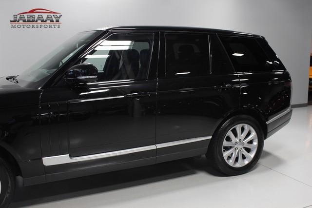2015 Land Rover Range Rover HSE Merrillville, Indiana 36