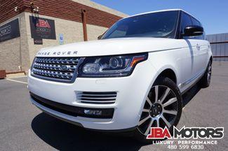 2015 Land Rover Range Rover L Autobiography LWB Full Size | MESA, AZ | JBA MOTORS in Mesa AZ