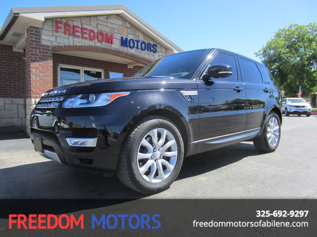 2015 Land Rover Range Rover Sport HSE | Abilene, Texas | Freedom Motors  in Abilene Texas