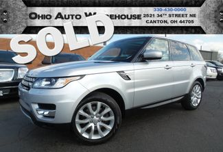 2015 Land Rover Range Rover Sport HSE 4x4 Navi Pano WARRANTY 1-Own We Finance | Canton, Ohio | Ohio Auto Warehouse LLC in  Ohio