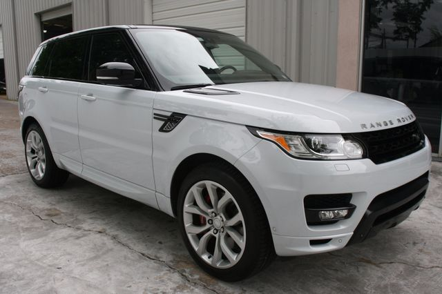 2015 Land Rover Range Rover Sport Autobiography Houston, Texas 1