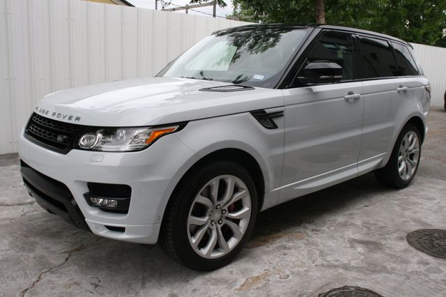 2015 Land Rover Range Rover Sport Autobiography Houston, Texas 2