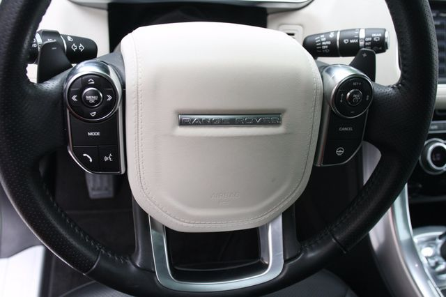 2015 Land Rover Range Rover Sport Autobiography Houston, Texas 22
