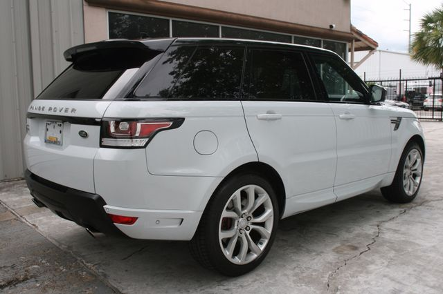 2015 Land Rover Range Rover Sport Autobiography Houston, Texas 4