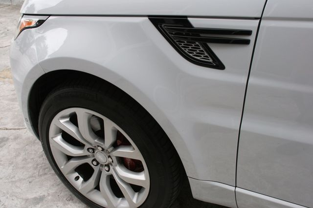 2015 Land Rover Range Rover Sport Autobiography Houston, Texas 7