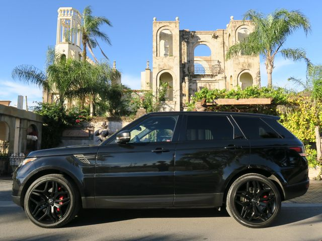2015 Land Rover Range Rover Sport Supercharged in Houston Texas