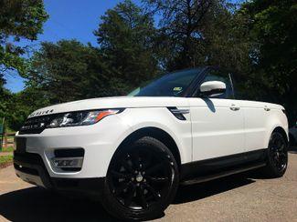 2015 Land Rover Range Rover Sport HSE Engine: 3.0L V6 Supercharged Leesburg, Virginia